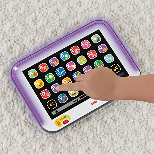 51fjW8h5vdL - Fisher-Price Laugh & Learn Smart Stages Tablet