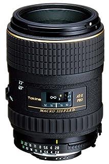 Tokina at-X PRO M 100mm F2.8 D Macro Lens - Nikon AF Mount (B000CMNL52) | Amazon Products
