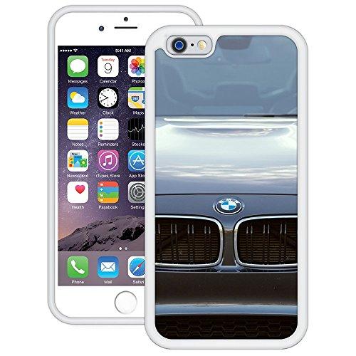 BMW | Handgefertigt | iPhone 6 6s (4,7') | Weiß Hülle