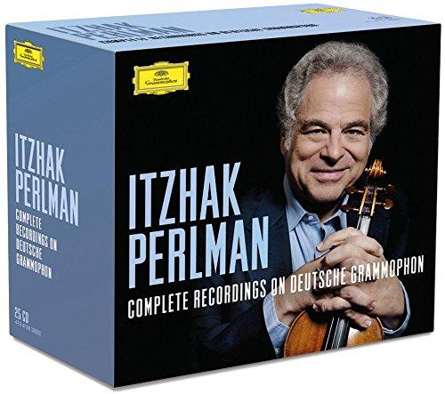 Itzhak Perlman - Itzhak Perlman Complete Recordings On Deutsche Grammophon [25 Cds][ltd. Edition] - Zortam Music