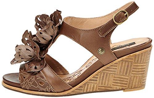Vestir Zapatos Mujer Noah De 229 Marron Marrón Neosens Cuero castor pPIxFn