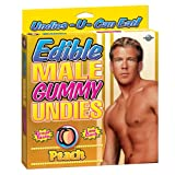 Pipedream Edible Male Gummy Panties