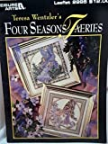 img - for Teresa Wentzler's Four Seasons Faeries, Leaflet 2995 book / textbook / text book