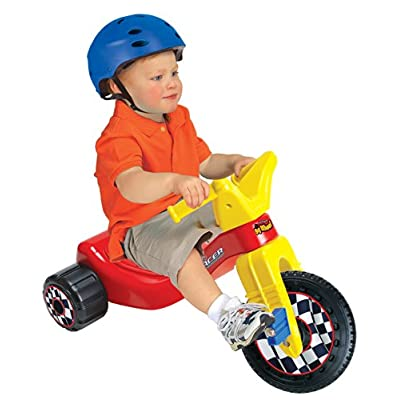 The Original Big Wheel Junior Racer: Toys & Games