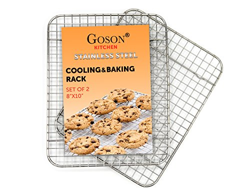 Goson Bakeware Cooling Roasting Compatible