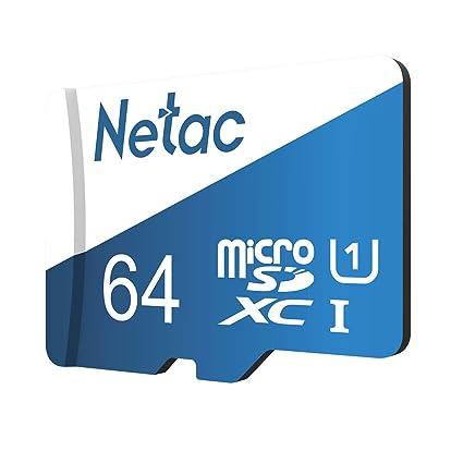 Docooler Netac P500 Clase 10 Tarjeta Micro SDXC TF 16 GB 32GB 64GB ...