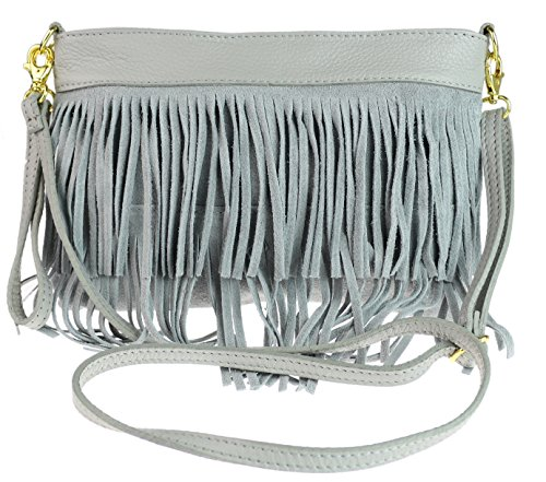 Sac Gris Gina Girly clair bandoulière Handbags 0PaxqxwE