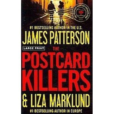 The Postcard Killers, Large Print Edition (Large Print)