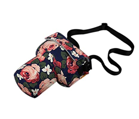 e371a2c69da6 Amazon.com : PANDA SUPERSTORE Fashionable Canvas Bag Camera Bag ...