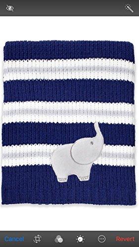 jonathan-adler-happy-chic-baby-blanket-navy-blue-elephant-blanket-30x40-100-soft-polyester