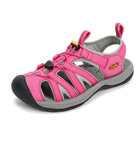 Camel Womens Outdoor Stylish Athletic Sandals Color Pink Size 37 M EU LAMs2