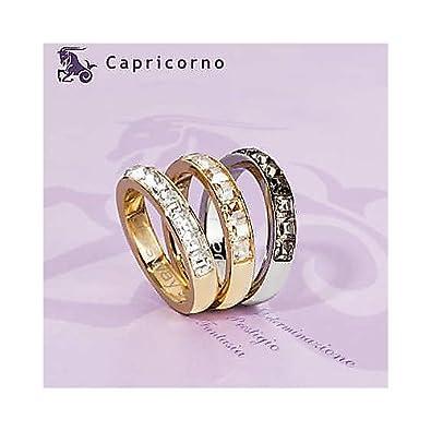 6e634a5fd Women's Ring Brosway Tring Segno Zodiacale BTGZ10 A - BTGZ10 A Style Size  12: Amazon.co.uk: Jewellery