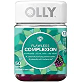 Olly Flawless Complexion Healthy Skin, Berry Fresh, 50 Gummies
