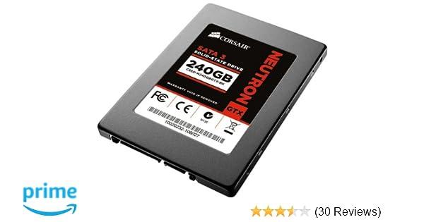 Amazon com: Corsair Neutron Series GTX 240GB (6Gb/s) SATA 3