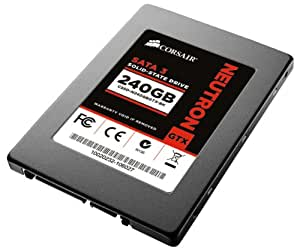 Corsair Neutron Series GTX  240GB  (6Gb/s) SATA 3 Exclusive L  LM87800 Toggle SSD (CSSD-N240GBGTX-BK)