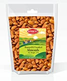 Cheap SunBest Almonds Roasted & UNSalted in Resealable Bag (Almonds, 5 Lb)