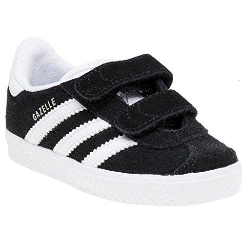 adidas Originals Gazelle Cf Shoes 9.5 M US Toddler Black/Whi