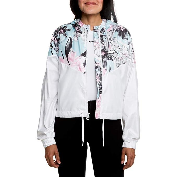 Amazon.com: Nike - Chaqueta para cortavientos para mujer ...
