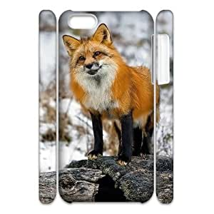 Fox Phone Case For Iphone 4/4s [Pattern-1]