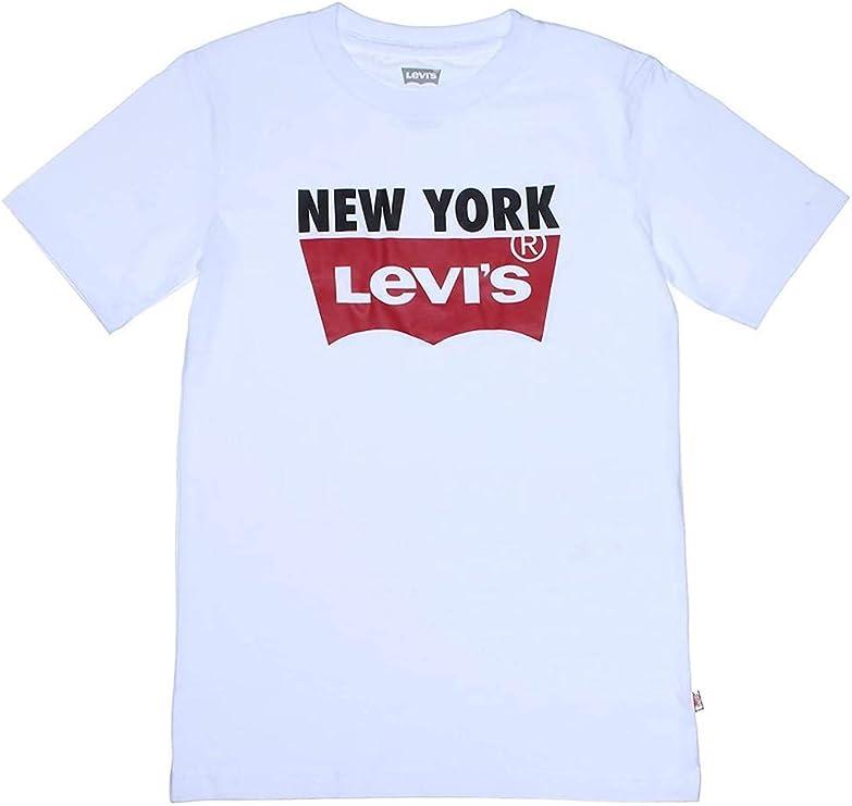 Levis Camiseta Blanca DE Levis 9EA967: Amazon.es: Ropa y accesorios