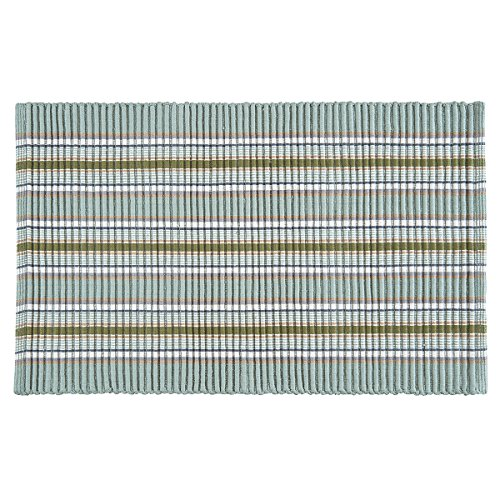 C&F Home Laurel Woven Area Rug, Large/3' x 5' , Green