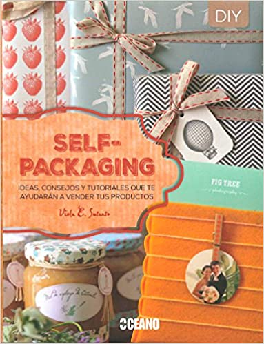 SELF- PACKAGING (OCEANO): Viola E. Sutanto: 9788475568874: Amazon.com: Books