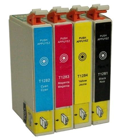 ZR-Printing ZR-1281 cartuchos de tinta Compatible para Epson ...
