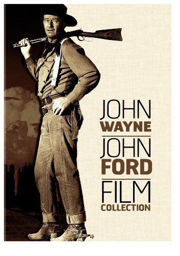 John Wayne: John Ford Film Collection (The Searchers 2-Disc Special Edition / Fort Apache / She Wore a Yellow Ribbon / They Were Expendable /3 Godfathers / The Wings of Eagles / Directed by John Ford)