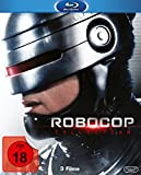 Robocop 1-3 Collection [Blu-ray] [Import allemand]