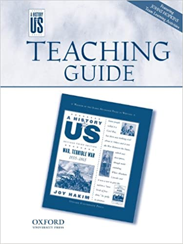 ##ZIP## War Terrible War Middle/High School Teaching Guide, A History Of US: Teaching Guide Pairs With A History Of US: Book Six. Saturday fixture contamos College Memory offer traves solution