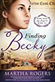 Finding Becky: Winds Across the Prairie, Book Three (Volume 3)