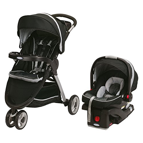 Graco Fastaction Fold Sport Stroller Click Connect Travel System
