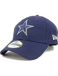 9Forty Men's Hat Dallas Cowboys The League Navy Blue Adjustable Cap