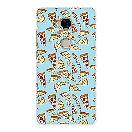 Pepperoni Pizza Back Case Cover for Huawei Honor 5X: Amazon