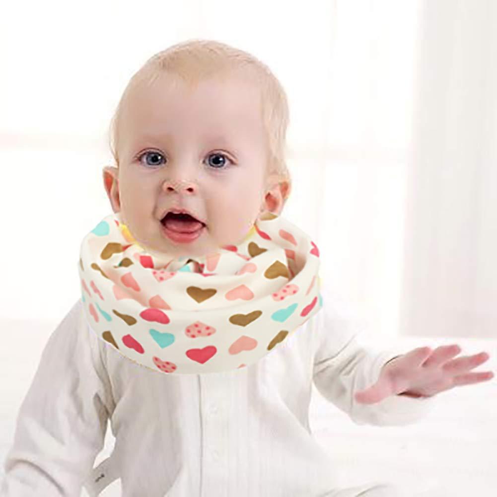1pc ni/ños cuello bufanda de algod/ón bufanda de cuello caliente para el oto/ño y el invierno coche
