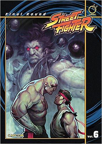 Street Fighter Volume 6: Final Round: Amazon.es: Ken Siu-Chong, Jeffrey Chamba Cruz: Libros en idiomas extranjeros
