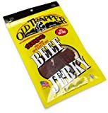 Old Trapper Teriyaki Beef Jerky, 3.65-Ounce Bags (Pack of 6)