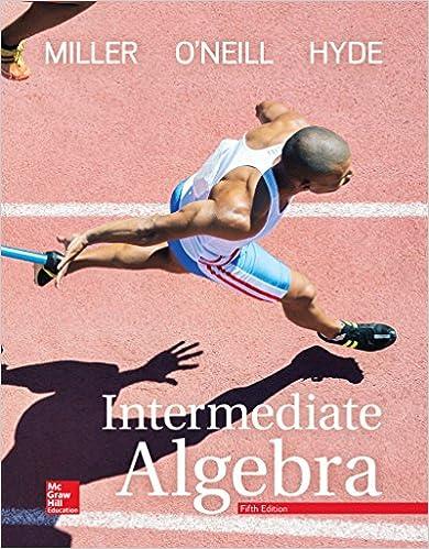 Intermediate algebra julie miller molly oneill nancy hyde intermediate algebra 5th edition fandeluxe Choice Image