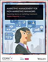 Marketing Management For Non-Marketing Managers Front Cover