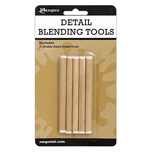 Ranger IBT62172 Detail Blending Tools, Multicolor