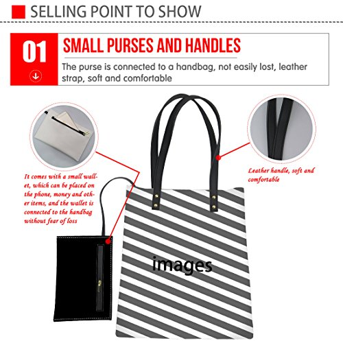 Tote Purse Stylish Totes Bags Tote with 5 Teacher Bag Womens Casual Advocator Travel Handbag Bag Beach Color qI8vTn