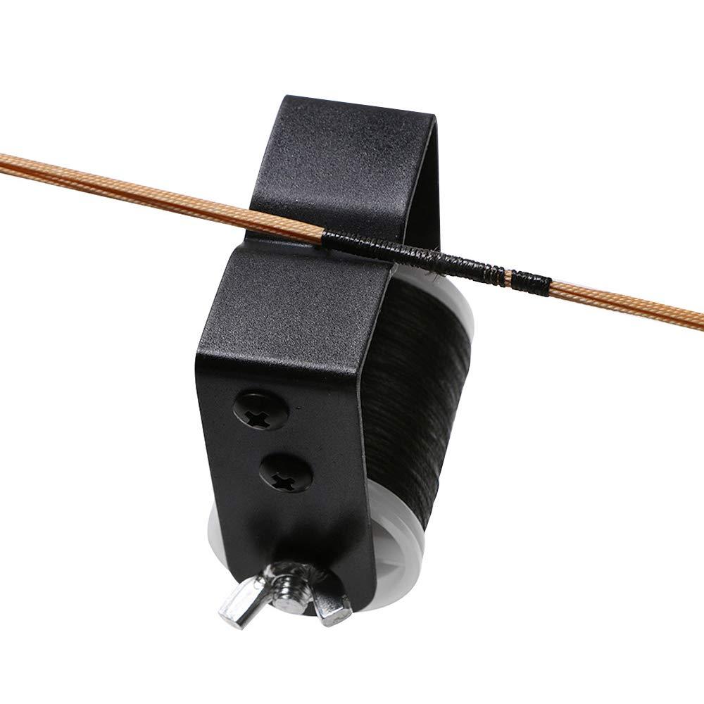 Lixada Cuerda de Arco para Tiro con Arco 4 pcs 110m Herramienta de Disparo para Arco Recurvo Compuesto Caza Arquero