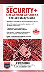 Pass the First Time.              The CompTIA Security+ Get Certified Get Ahead SY0-501 Study Guide is an update to the top-selling SY0-201, SY0-301, and SY0-401 study guides, which have helped thousands of readers pass the ex...