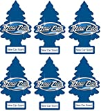 Best Car Air Fresheners - Little Trees Car Air Freshener 6-Pack Review
