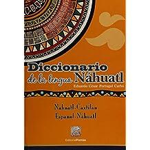 Diccionario de la lengua náhuatl (portada puede variar)