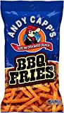 Andy Capp's BBQ Fries, 3-Ounce Bags (Pack of 12)