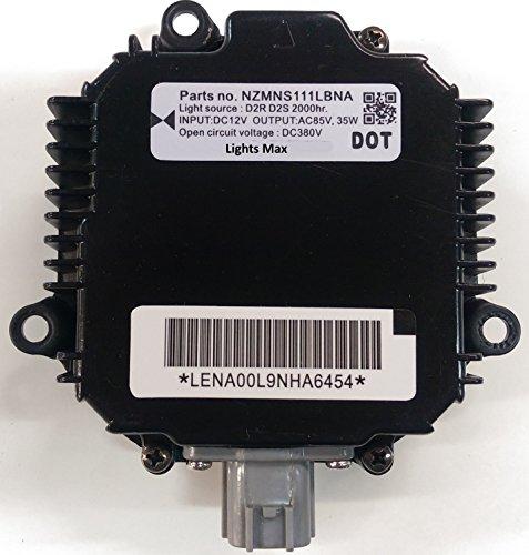 2004-2005-2006-2007-2008-2009-2010-infiniti-qx56-oem-factory-xenon-headlight-ballast-control-unit