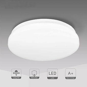 LED Deckenleuchte Badezimmer Dekoration Lampen 24W Deckenlampe ...