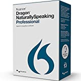 Nuance Dragon Naturally Speaking Professional Version 13 Speech Recognition Software Electronic Download
