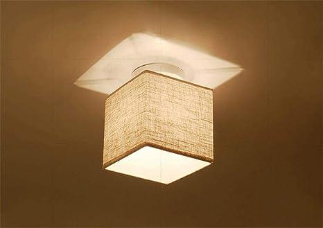 Plafoniere Per Balconi : Zj plafoniere nordic small luci di corridoio d